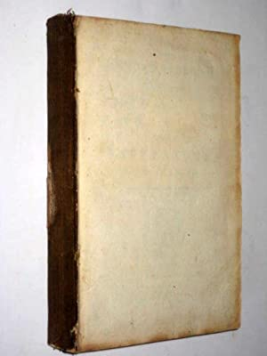 The Annual Register or A View of The History, Politics And Literature For The Year 1781