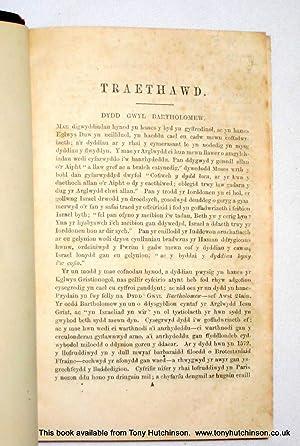 AMRYW. Traethawd. Byrgofiant a Barddoniaeth y Diweddar Barch. John Davies (1889), Crynoad O Holl ...