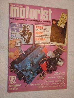 PRACTICAL MOTORIST Monthly Magazine. October 1971. includes: Heywood, Harry.