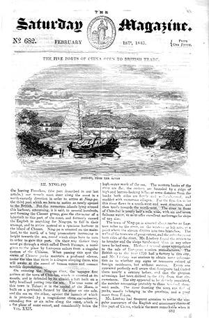 The Saturday Magazine No 682, Feb 1843