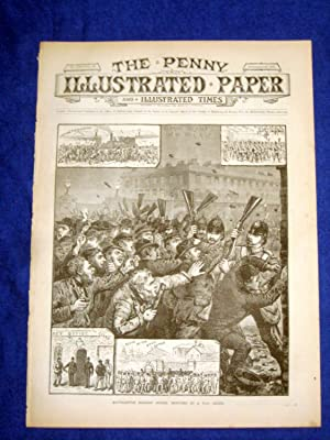 The Penny Illustrated Paper and Illustrated Times. No 1529 of 20 September 1890. SOUTHAMPTON ...