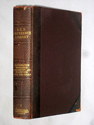 I.C.S. Reference Library. No.1 Arithmetic, Mensuration & Use of Letters in Formulas,Principles ...