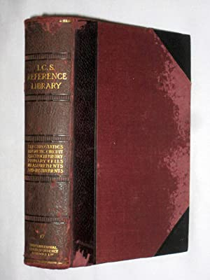 I.C.S. Reference Library.17. Electrostatics, Electric Currents, Magnetism and Electomagnetism, ...