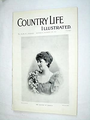 Country Life. No. 41. 16th October 1897.: Country Life