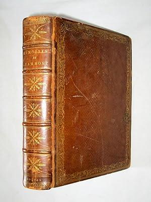 Memoires du Comte de Grammont.: Hamilton, Antoine.
