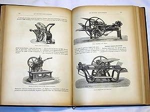Le Monde Industriel. 2 Volume Set.: Huard, Lucien.