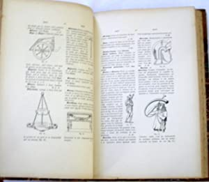 LEXIQUE des ANTIQUITES ROMAINES, Rédigé sous la direction de R. Cagnat par G. Goyau ...