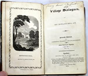 Village Dialogues, with Twenty-six Vignettes. Vol II.: Hill, Rev. Rowland.