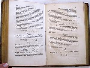 Lecons D'Algebre.: Lefebure de Fourcy.