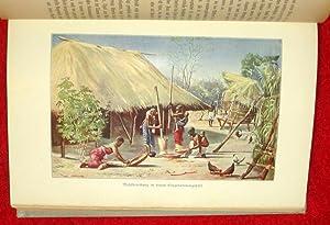 Negerleben in Ostafrika. Ergebnisse einer ethnologischen Forschungsreise.: Weule, Karl,