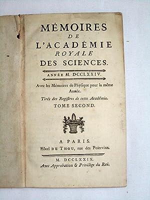 Suite Des Mémoires de l ' Académie: L Academie Royale