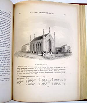 The History and Topography of The Parish of Saint Mary, Islington, in The County of Middlesex.: ...