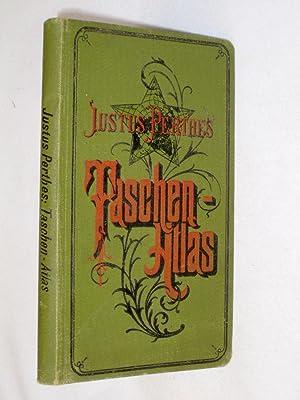 Justus Perthes' Taschen-Atlas. 38 Auflage. Vollständig neu bearbeitet von Hermann Habicht...