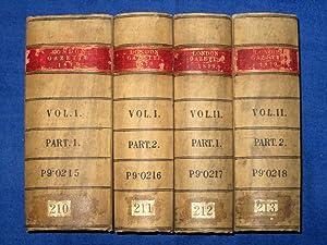 The London Gazette, 1879, Vol I Pt 1 & 2, Vol II Part 1 & 2. Jan to Dec 1879 Numbers 24665 ...