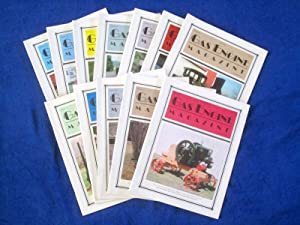 Gas Engine Magazine, 2000, All 12 Issues, full year.: Gerry Lestz, Gas Engine Magazine,