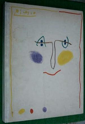 PICASSO Werke + Tage. Eine photographische Studie von Edward Quinn. Einleitung und Text von Roland ...
