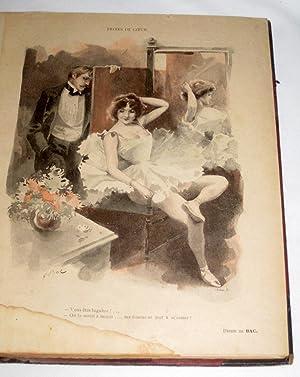 La Noel, Étoiles de Mer. Album inédit. Préface de Abel Hermant. + Album de H. ...