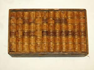 Chambers's Pocket Miscellany, Vols 1 - 24 Bound as 12.: W & R Chambers
