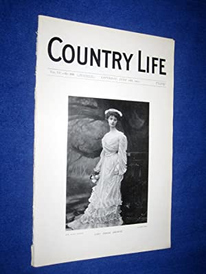 Country Life. No 389. 18th June 1904.: Country Life