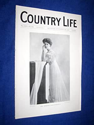 Country Life. No 612. 26th September 1908,: Country Life including