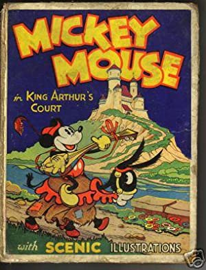 "MICKEY MOUSE in KING ARTHUR's COURT: Published "" with"