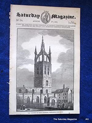 The Saturday Magazine No 70, NEWCASTLE on TYNE,+ LUDLOW CASTLE 1833: John William Parker, Saturday ...