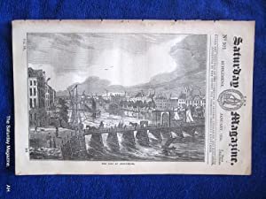 The Saturday Magazine No 101, Supplement Issue - Some Account of the City of AMSTERDAM, 1834: John ...