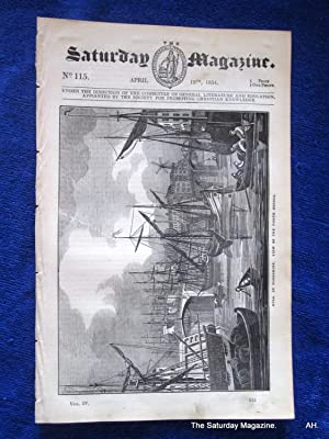 The Saturday Magazine No 115, KINGSTON on HULL, Yorks.+ Illustrations of Light, 1834: John William ...