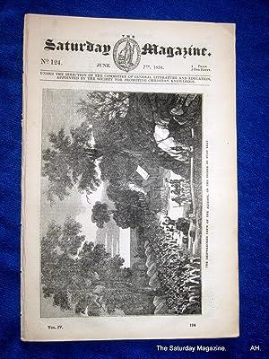 The Saturday Magazine No 124,SHIPWRECK of HMS ALCESTE, LOONAR SALT LAKE, 1834: John William Parker,...