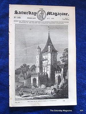 The Saturday Magazine No 169, BASLE,SHIRBURN CASTLE,The LEMMING, 1835: John William Parker, ...