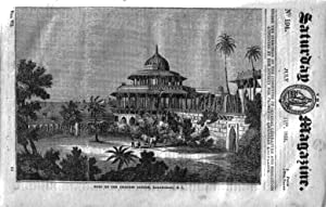 The Saturday Magazine No 194, ALLAHABAD, India + The Sumach, 1835: John William Parker, Saturday ...