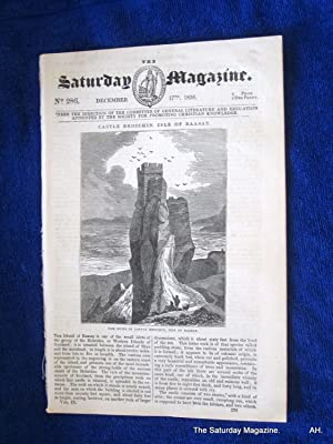The Saturday Magazine No 286, CASTLE BROICHIN, RAASAY, New South Wales (Part 13) South Headland of ...