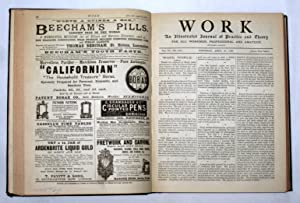 Work.March 19 1892 No 157 to January 14 1893 No 200. Volume IV. An Illustrated Magazine of Practice...