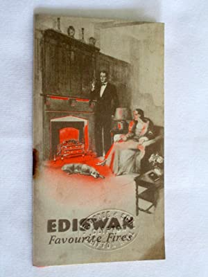 EDISWAN FAVOURITE FIRES, 1932 Electric Fire Catalogue.