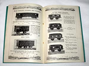 Mills Brothers Model Railway and Commercial Model Builders Catalogue of British Made Scale Model ...