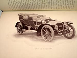 The Automobile a Practical Treatise on the Construction of Modern Motor Cars Steam, Petrol, ...