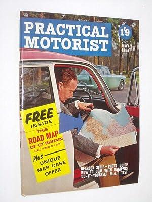 PRACTICAL MOTORIST Monthly Magazine. May 1964. (