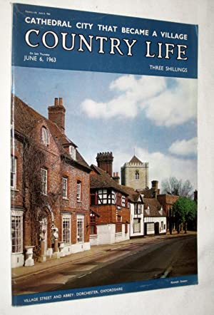 Country Life Magazine. 1963 June 6 , Miss Rosemary Wallace, Wightwick Manor, Staffordshire (pt 2). ...