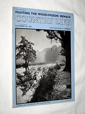 Country Life Magazine. 1961, November 30. Miss: Country Life.