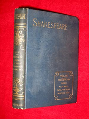 The Reader's Shakespeare, Shakespeare's Works. Vol III: Shakespeare, William (