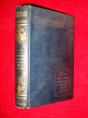 The Reader's Shakespeare, Shakespeare's Works. Vol VII: Shakespeare, William (