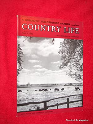 Country Life Magazine. 1962 May 3. Miss Armorel Ryves-Hopkins, Stanton Harcourt Gardens, Palladian ...
