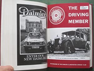 The Driving Member, Vols 15 & 16 Bound, April 1978 to May 1980, The Magazine of the Daimler and...