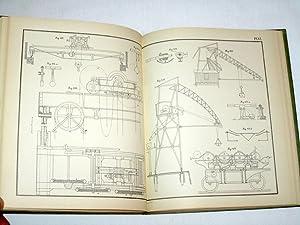 Forelaesninger over Maskinlaere, af S.C.Borch. Tredie Del. Maskiner Til Loftning af Byrder, ...