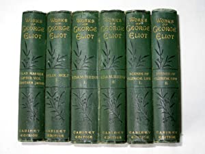 The Works of George Eliot, Cabinet Edition.: Eliot, George