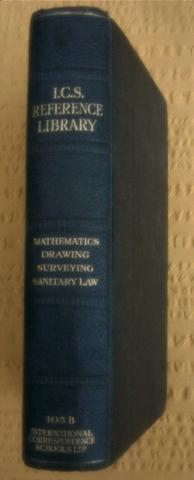 I. C. S. Reference Library, 103B, Arithmetic; Geometry of Mensuration, Application of Formulae; ...