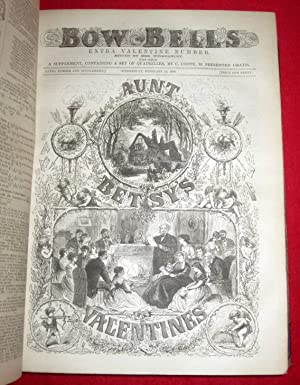 Bow Bells. A Weekly Magazine of General Literature. 1st January 1868 to 30 December 1868, No 179 ...