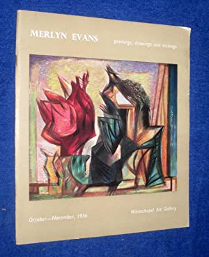 Merlyn Evans. Catalogue of an Exhibtion of: Merlyn Evans.