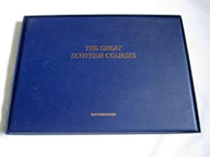 The Great Scottish Courses.: Ford, Donald.