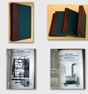 The Glasgow Mechanics' Magazine and Annals of Philosophy. Volumes 1,2,4 & 5, 1829 - 1832. ...